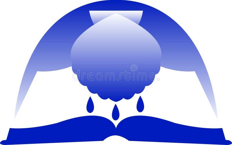 Battesimo santo/ENV royalty illustrazione gratis