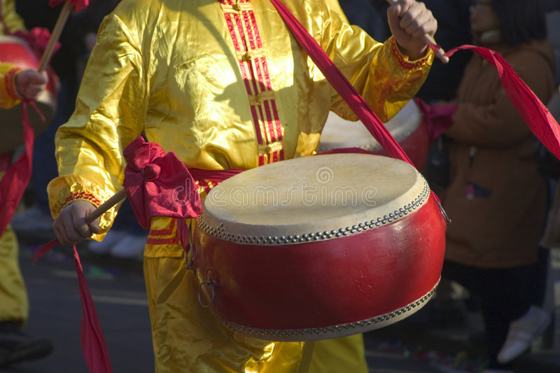 Download Batteur photo stock. Image du culture, chinois, célébration - 73292