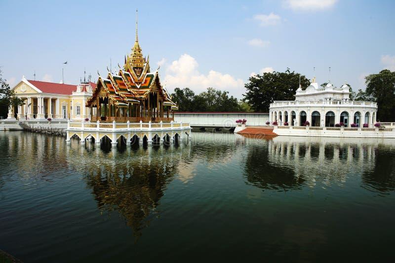 Batti il dolore Aisawan, il palazzo di estate rayal, Tailandia