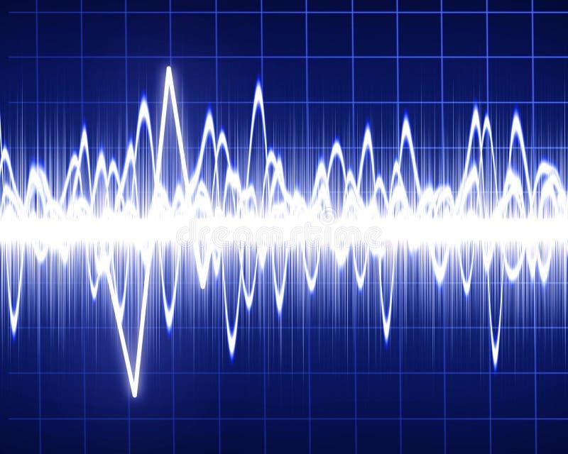 Battimento di cuore illustrazione vettoriale