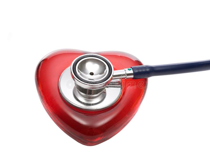 Battito cardiaco fotografie stock