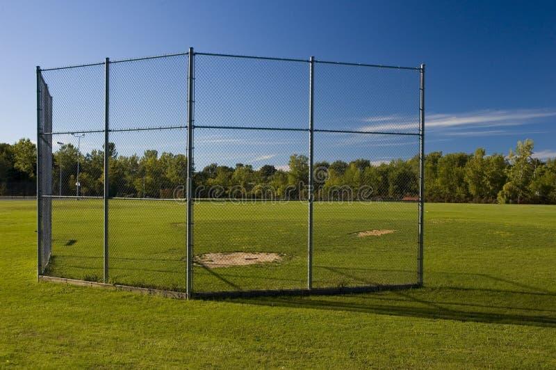 Download Batting Cage stock image. Image of sport, park, league - 312699
