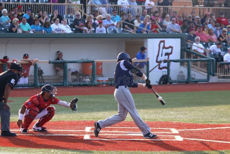 Battitore di baseball fotografia stock libera da diritti