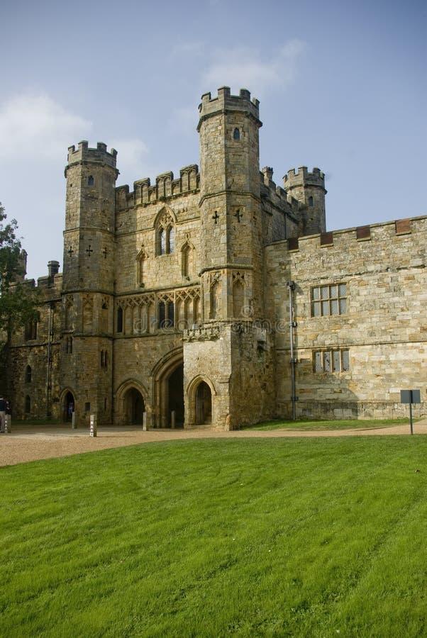 Download Battle Abbey stock image. Image of gatehouse, english - 16548525