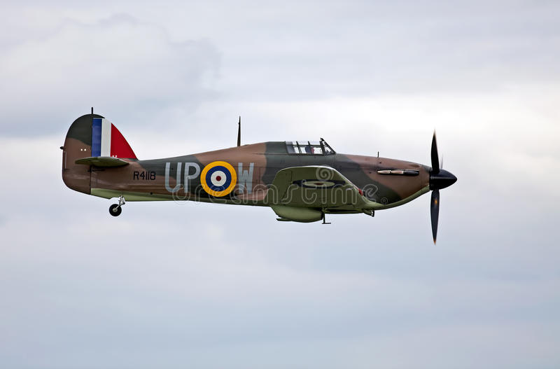 Download Battle Of Britain Hurricane Editorial Stock Photo - Image of hurricane, preserved: 25478873