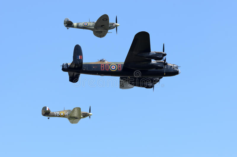 Download Battle Of Britain Memorial Flight Editorial Stock Photo - Image: 20514263