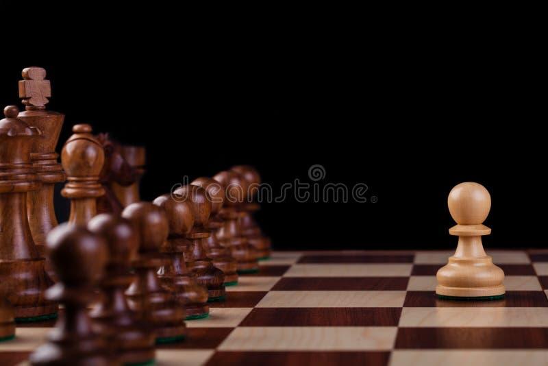 battle dawn royaltyfri bild