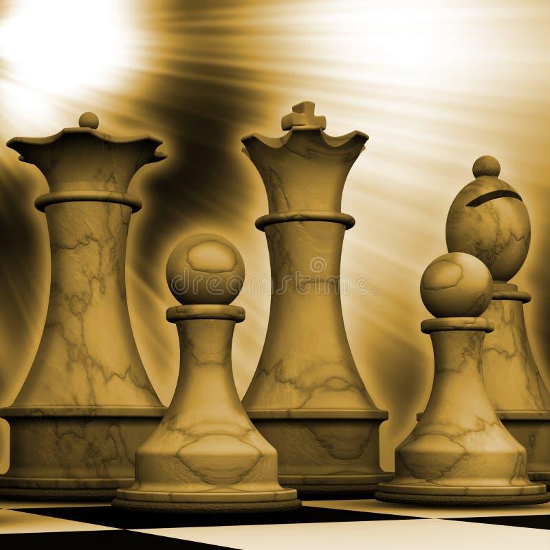 battle dawn διανυσματική απεικόνιση
