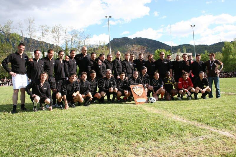 Download The Battle RBFC / Cantona V Lievremont Editorial Image - Image: 9214360