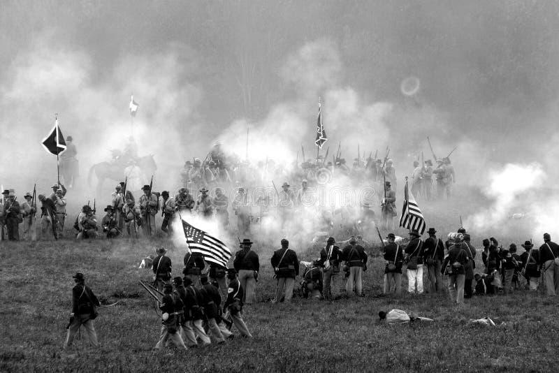 Battle of Tunnel Hill GA stock photos