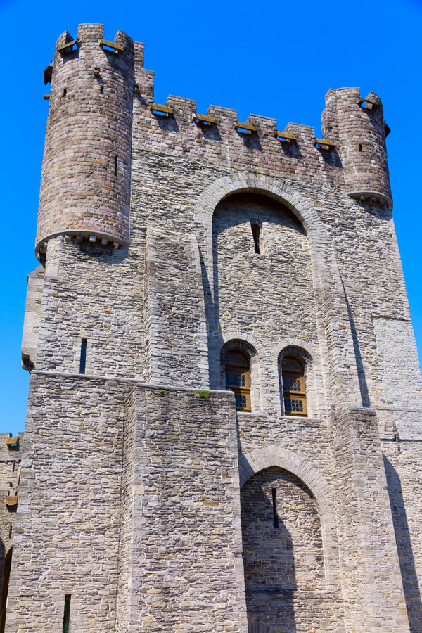Download Battlements stock photo. Image of vertical, facade, detailed - 25152530