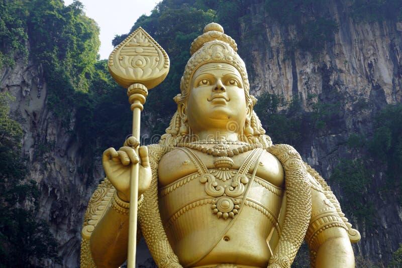 Batu Caves Temple in Kuala lumpur stock images
