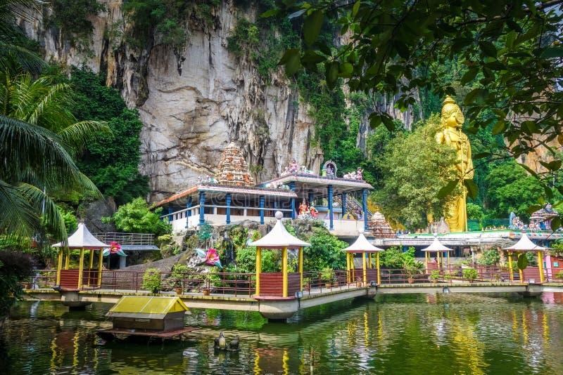 Batu caves temple, Kuala Lumpur, Malaysia royalty free stock photos