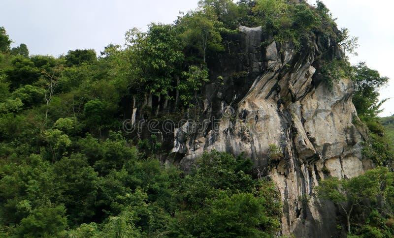 Batu Gantung fotografia stock