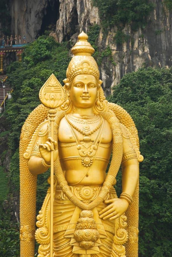 batu Kuala Lumpur jaskiniowa świątyni obraz stock