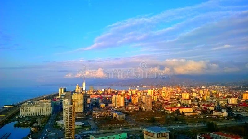 Batumi imagen de archivo libre de regalías
