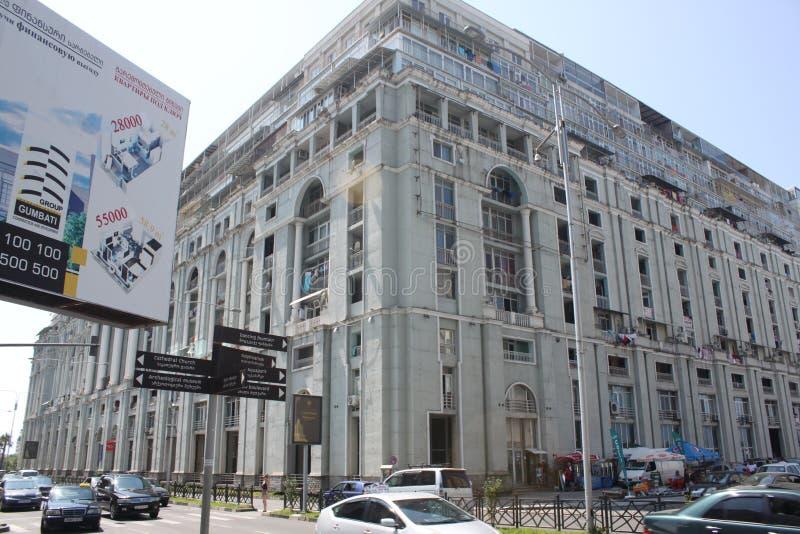 Batumi architektura zdjęcia stock