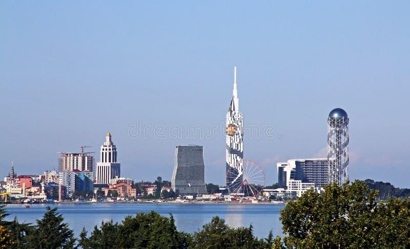 Batumi City stock images