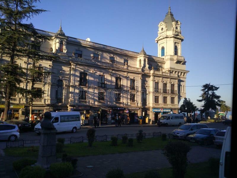 Batumi Georgië royalty-vrije stock afbeelding