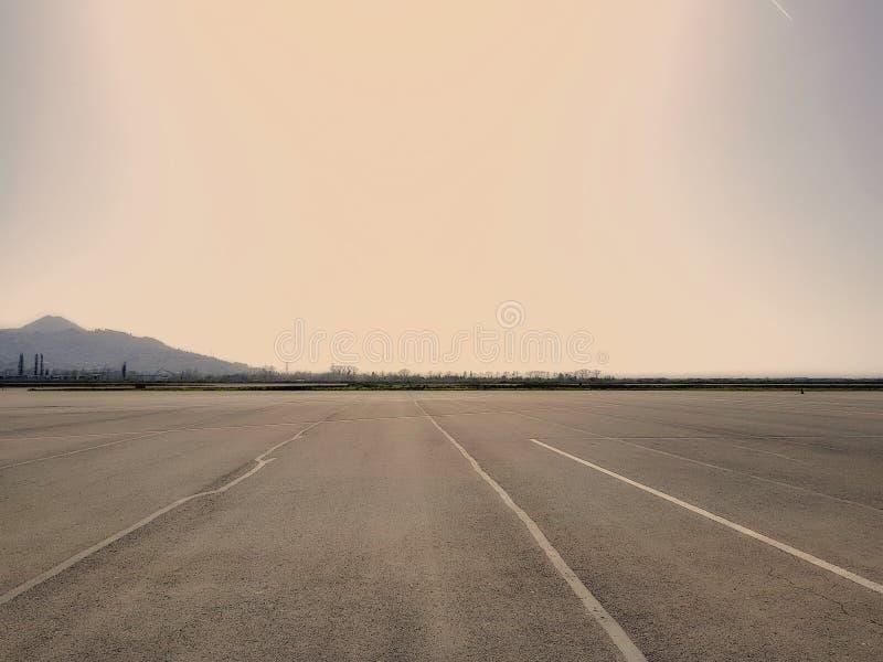 Batumi International Airport, Georgia stock photography