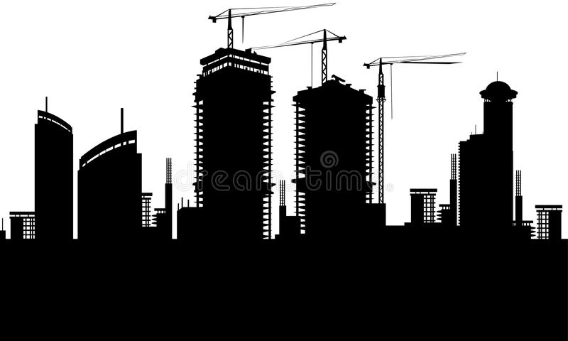 Bau stockfotografie