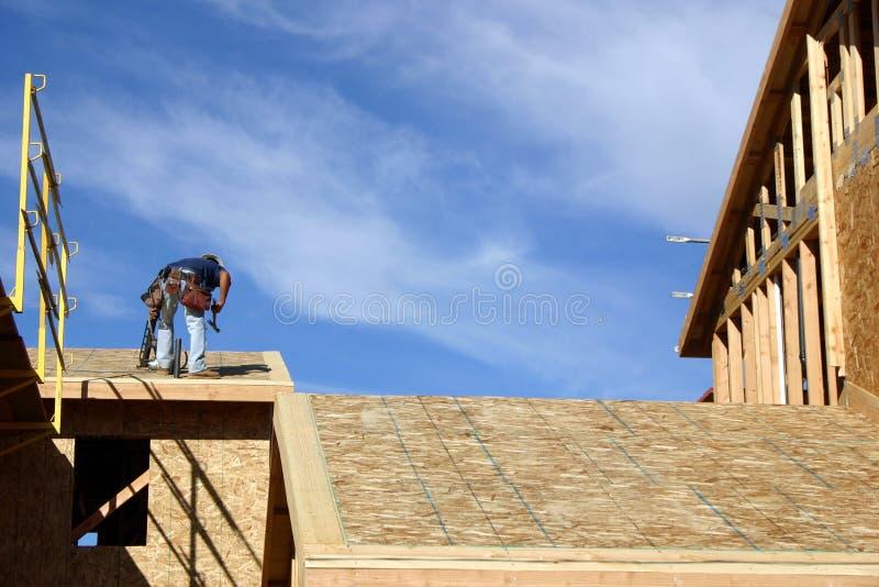 Download Bauarbeiter stockfoto. Bild von tischler, männer, gestalten - 25782