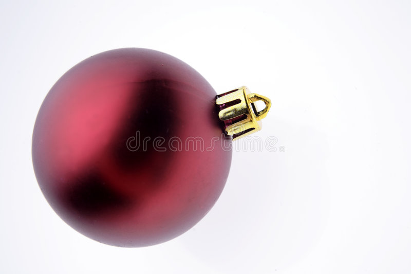 bauble fotografia royalty free