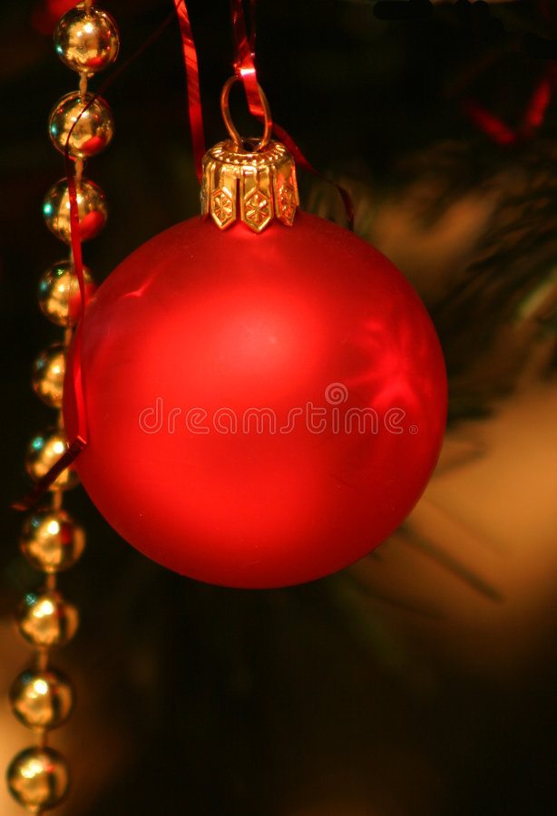 Bauble Fotos de Stock Royalty Free