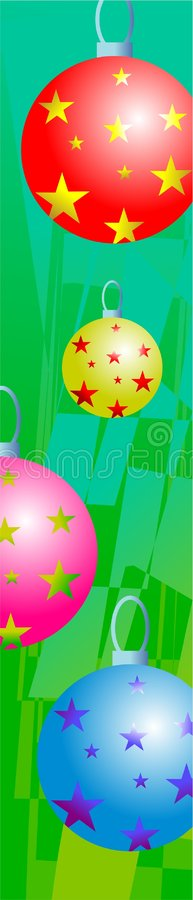 Download Bauble Border Royalty Free Stock Photo - Image: 313615