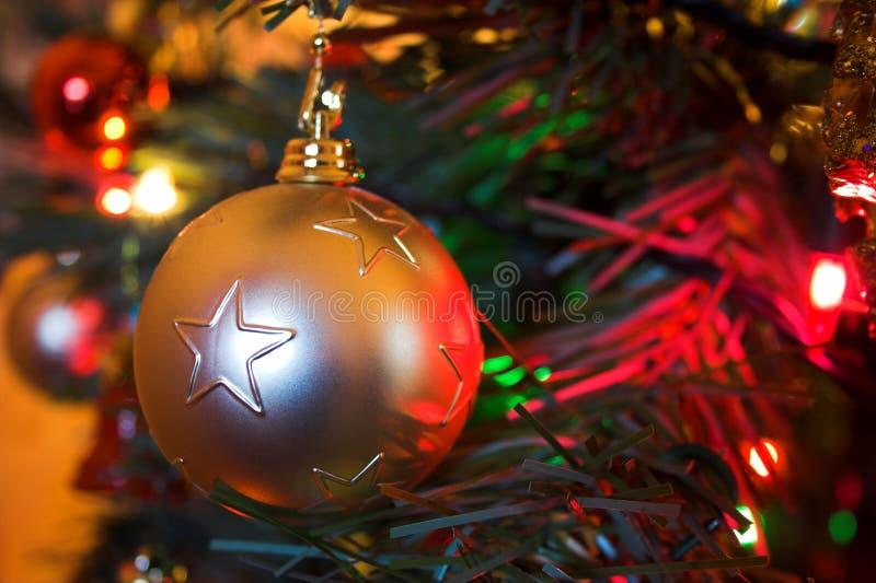 bauble christmas στοκ φωτογραφίες με δικαίωμα ελεύθερης χρήσης