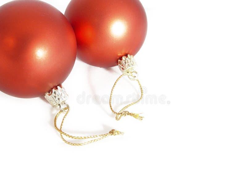 Download Baubles do Natal imagem de stock. Imagem de decorações, christmas - 51943