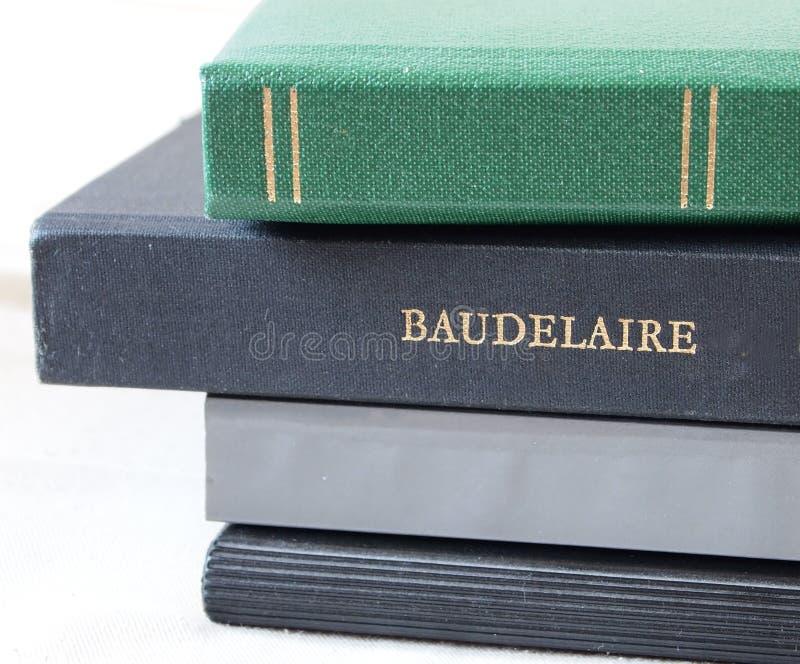 Baudelaire Stock Photo