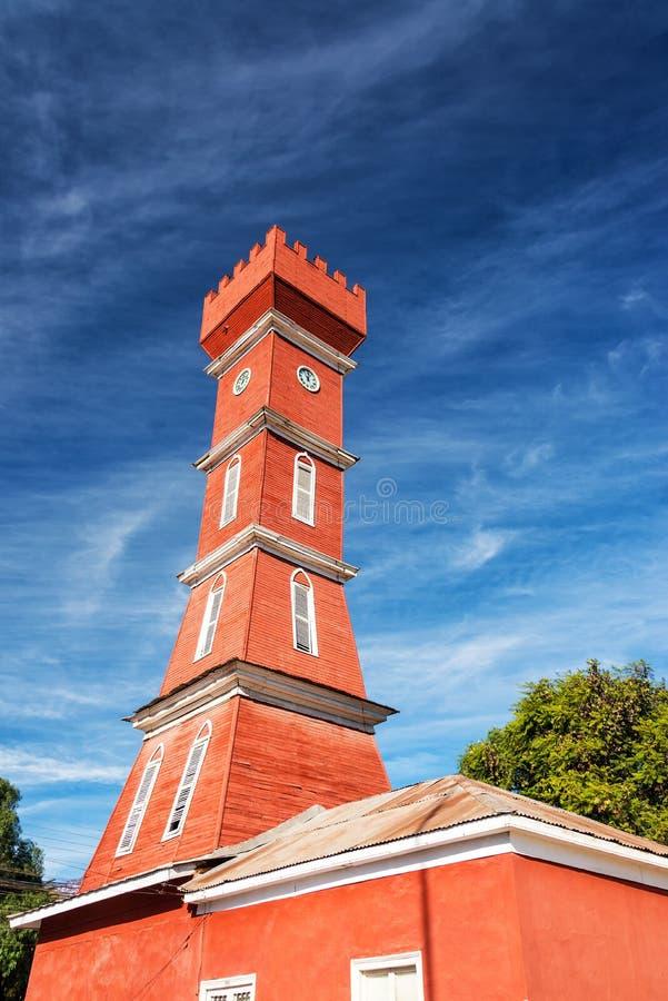 Bauer Tower arkivfoto
