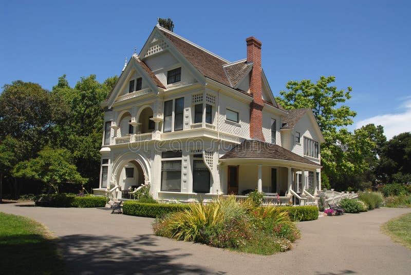 Download Bauernhaus stockfoto. Bild von ranch, haus, patterson, ziegelstein - 864398