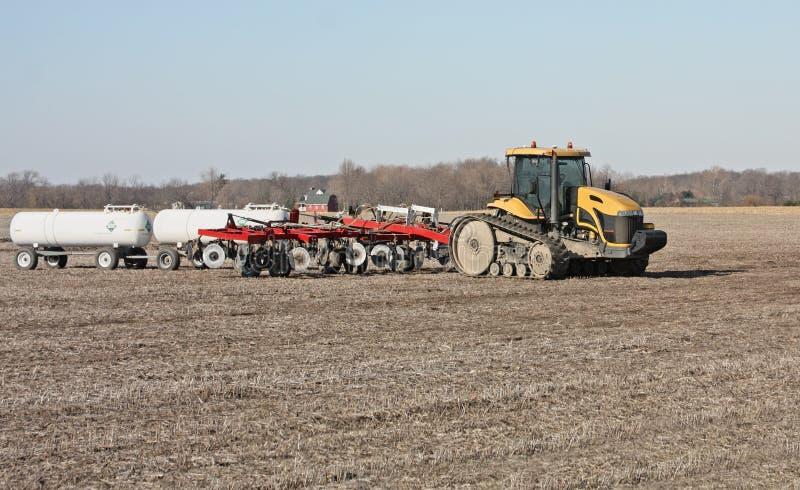 Bauernhof-Traktor lizenzfreie stockbilder