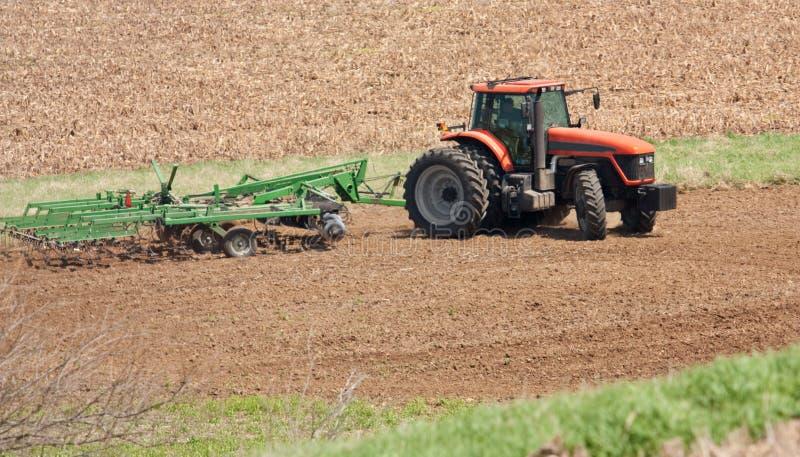 Bauernhof-Traktor stockbilder