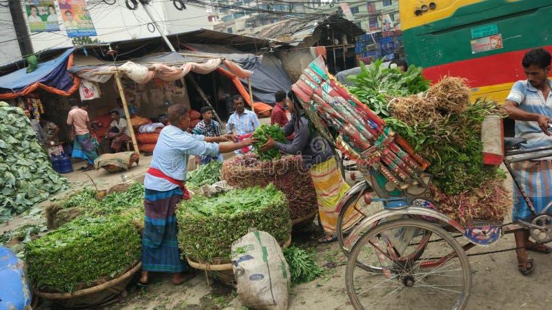 Bauernhof zum Bazar stockfotos