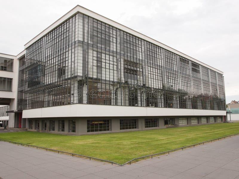 Bauhaus Dessau Fotograf A Editorial Imagen De