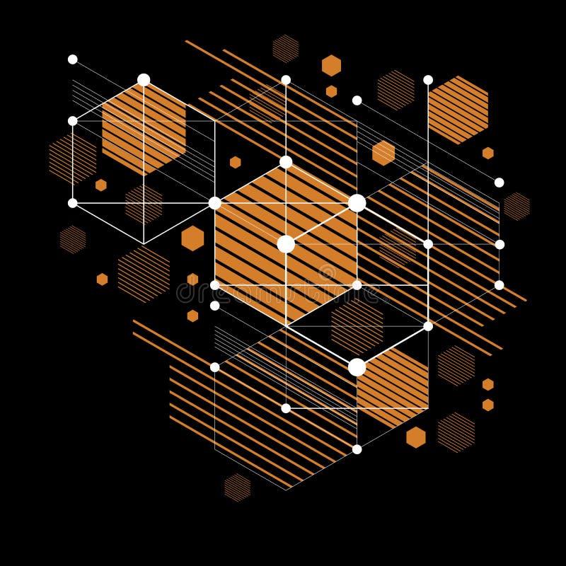 bauhaus kunst download retro behang vectorachtergrond gemaakt gebruikend net vector illustratie bestaande kunststofffenster preis