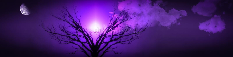 Baum des Lebens stock abbildung