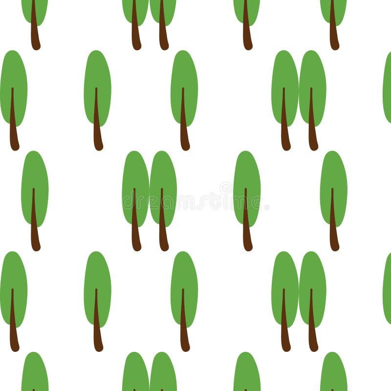 Baum-kopierte Hintergründe, die klar und natürlich sind stockfotografie