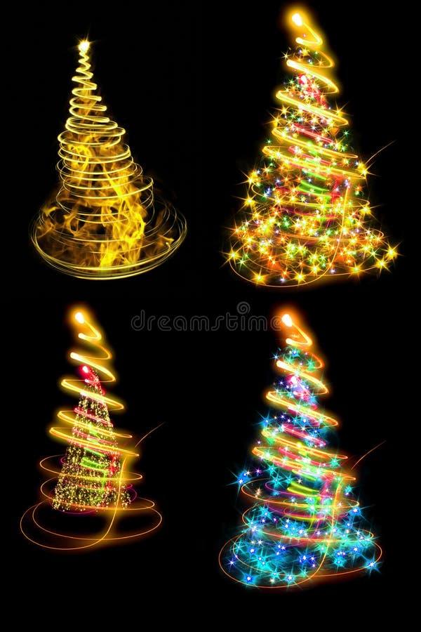 Baum Weihnachten4 stockfotografie