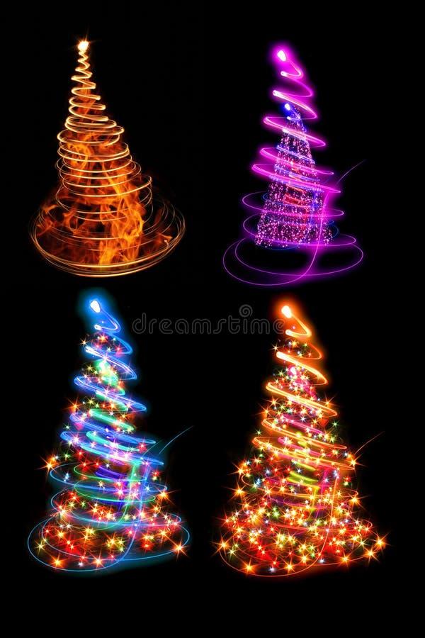 Baum Weihnachten4 stockfotos