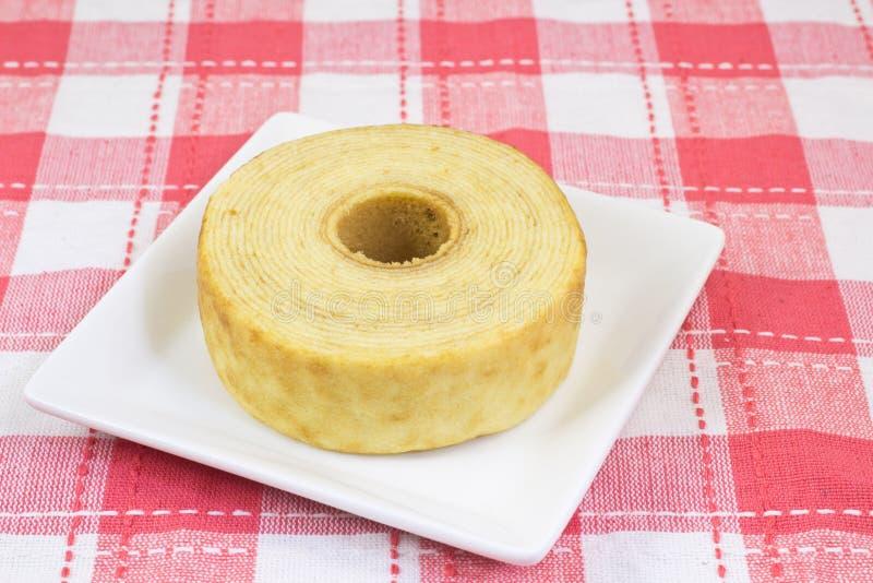Baumkuchen photo stock
