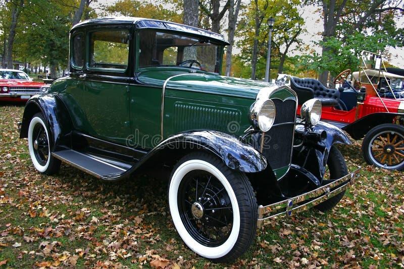Baumuster 1930 ein Ford stockfotografie