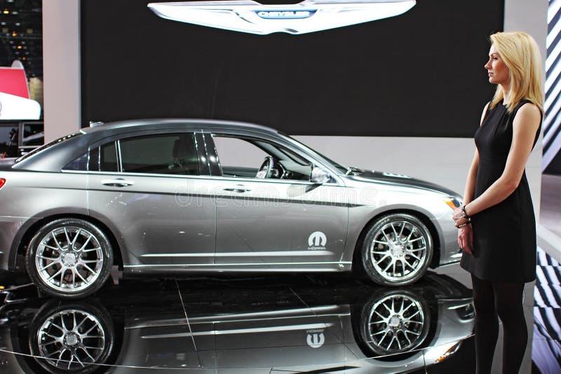 Baumuster 2011 Chrysler-300S stockbild