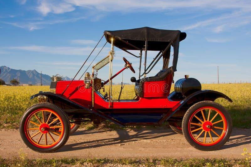 Baumuster-t Ford lizenzfreie stockfotos