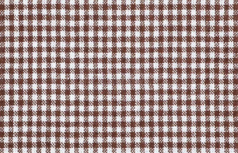 Baumwollgewebebeschaffenheit lizenzfreies stockbild