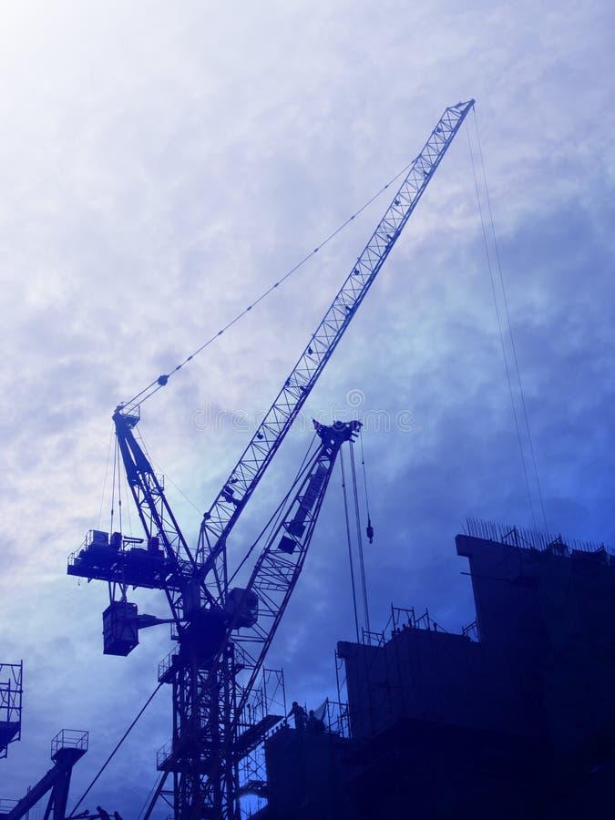 Bausektor stock abbildung