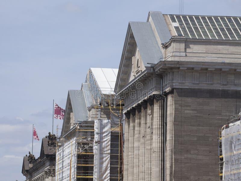 Download Baustelle Bei Museumsinsel In Berlin Redaktionelles Bild - Bild von berlin, architekt: 96930150